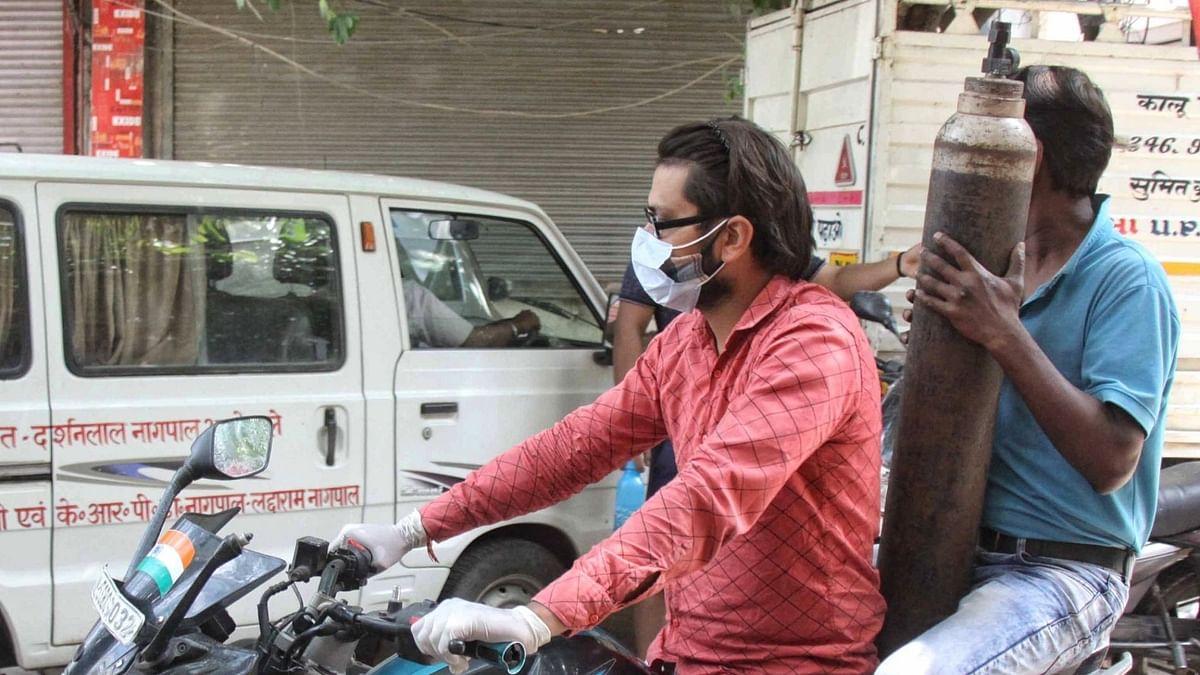 ऑक्सीजन की कमी से निपटने के लिए आगे आए भारतीय तकनीकी दिग्गज