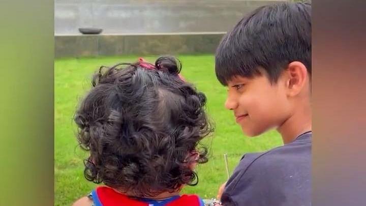ब्रदर्स डे पर शिल्पा शेट्टी कुंद्रा ने अपने बच्चों का मजेदार वीडियो शेयर किया