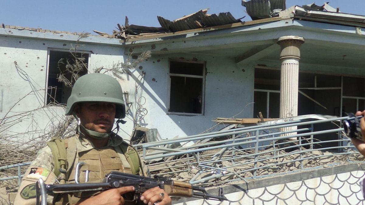 अफगान हवाई हमले में मारे गए 12 तालिबान आतंकवादी