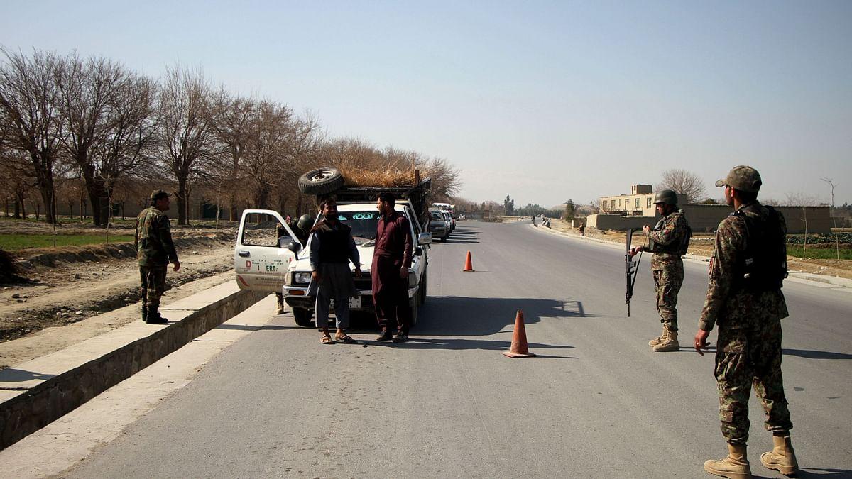 अफगानिस्तान : झड़प में 5 सैनिक, 8 आतंकवादी मरे