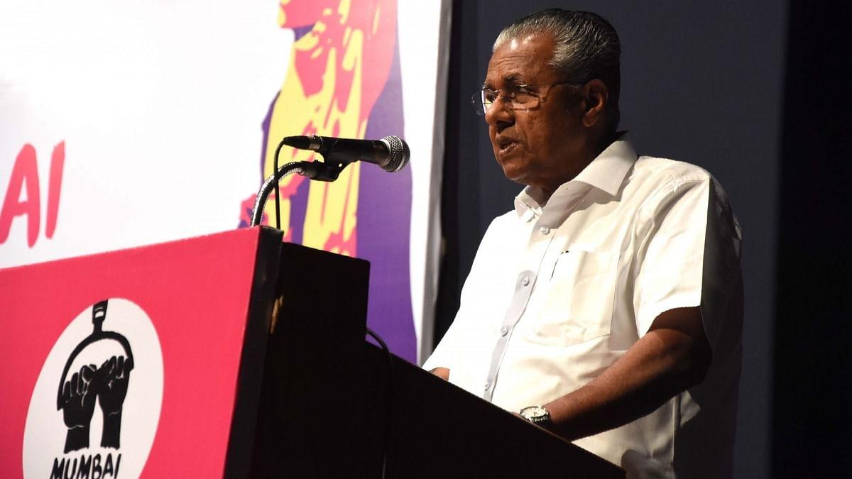 विजयन 20 मई को शपथ लेंगे, कैबिनेट अभी भी स्पष्ट नहीं