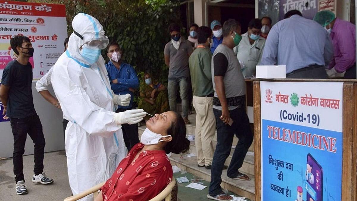 बिहार में कोरोना के 5,920 नए मामले, 11,216 मरीज हुए स्वस्थ, 96 की मौत