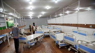 पटना के IGIMS में कोविड मरीजों के लिए 150, PMCH में 108 बेड उपलब्ध