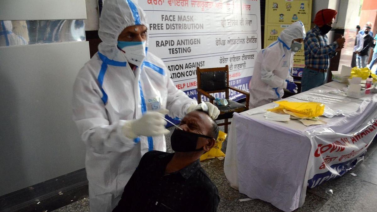 बिहार में कोरोना संक्रमण दर में गिरावट जारी, 4,375 नए मरीज मिले