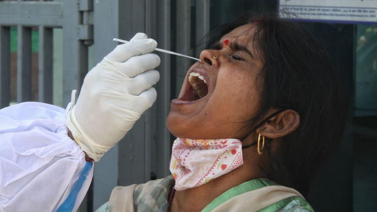 उत्तर प्रदेश में कोविड मामलों में आई गिरावट