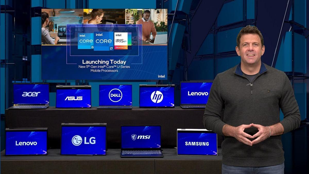 इंटेल ने लैपटॉप के लिए सबसे तेज चिप का अनावरण किया, PC के लिए 5G प्रोडक्ट