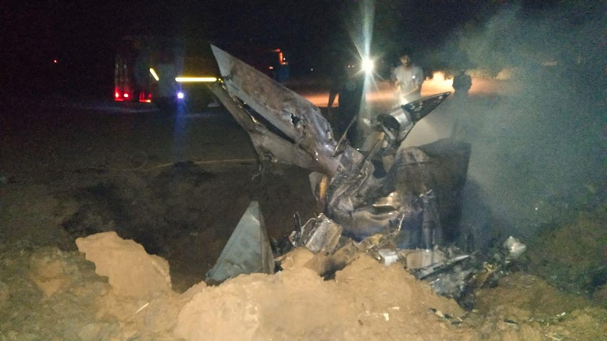 पंजाब में मिग-21 दुर्घटनाग्रस्त, पायलट की मौत