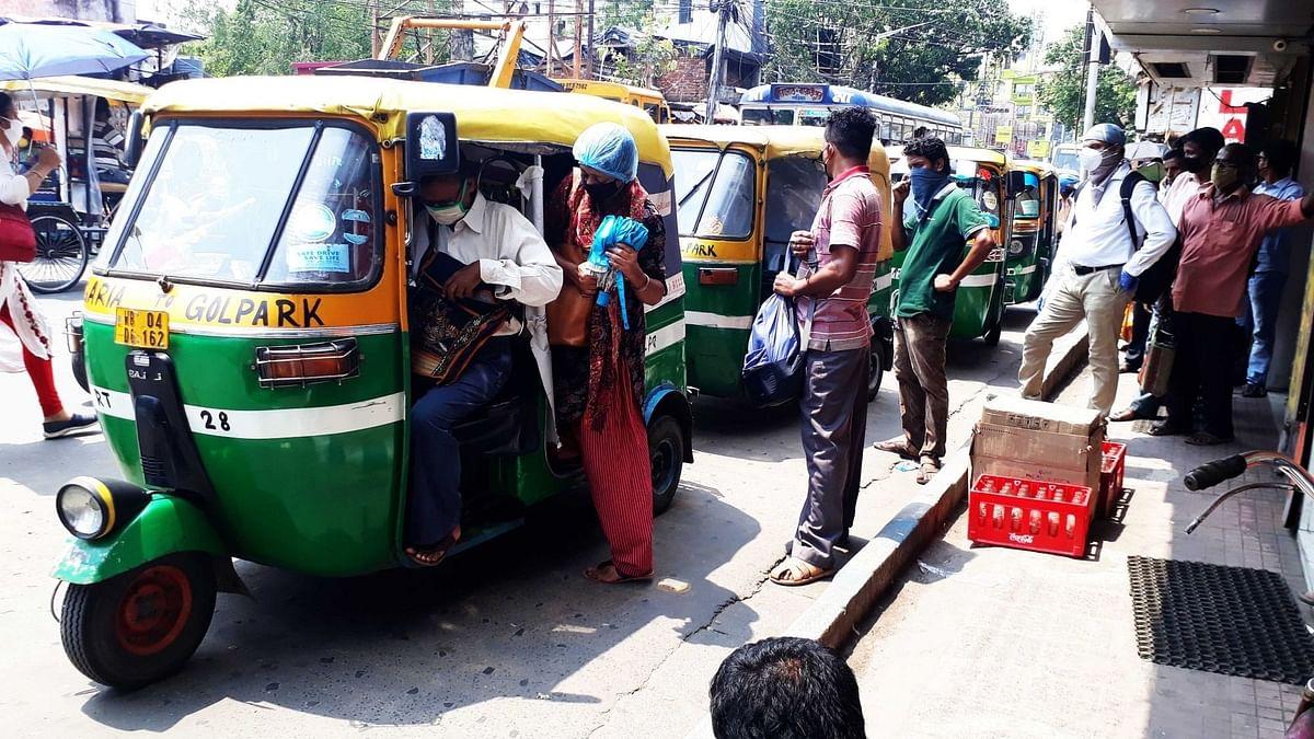 दिल्ली: ऑटो चालकों को मिलेगी आर्थिक मदद