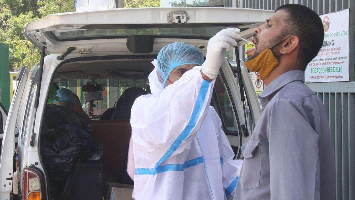 भारत में कोरोना के 2.08 लाख नए मामले, 24 घंटे में 4,157 लोगों की मौत