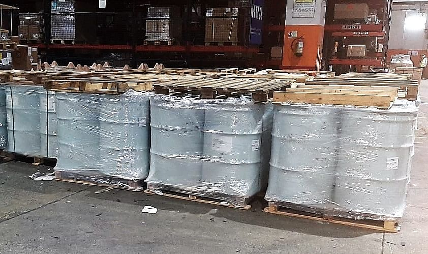 DRDO ने ऑक्सीजन बनाने के लिए जिओलाइट का आयात किया