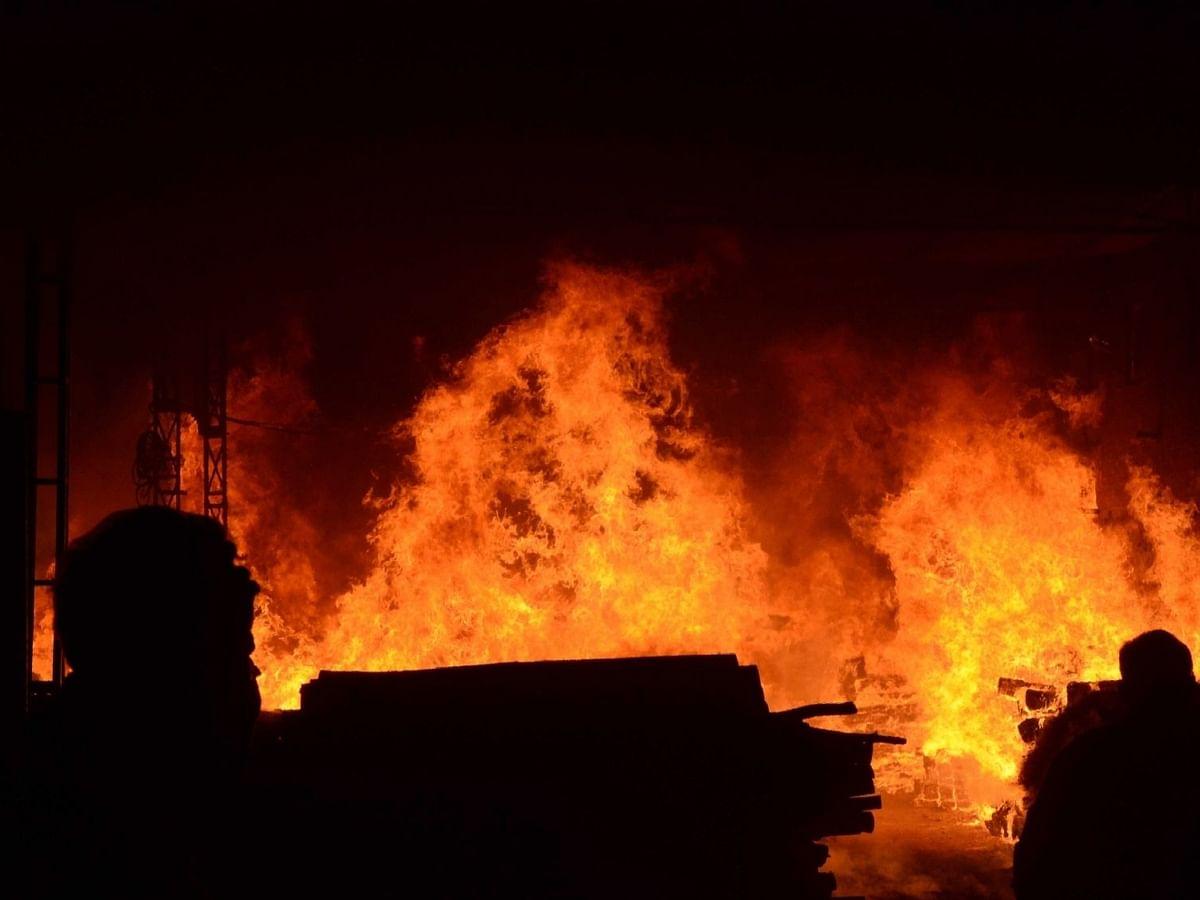 आंध्र प्रदेश में जिलेटिन स्टिक विस्फोट में नौ की मौत
