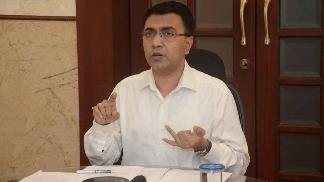 गोवा में 31 मई तक बढ़ाया कोविड कर्फ्यू: सीएम प्रमोद सावंत
