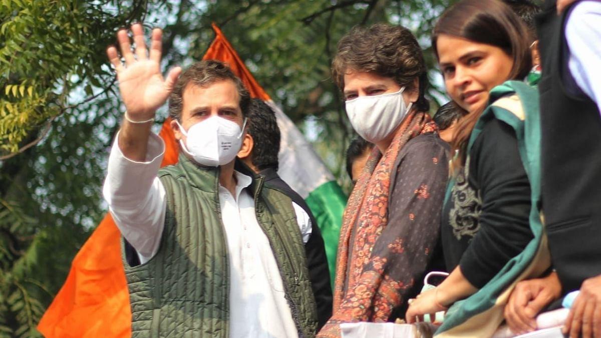 राहुल, प्रियंका ने सरकार पर कोविड से मौतों के आंकड़ों को दबाने का आरोप लगाया