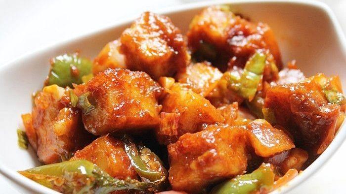 Recipe: Chilli Paneer Dry (चिली पनीर ड्राई)
