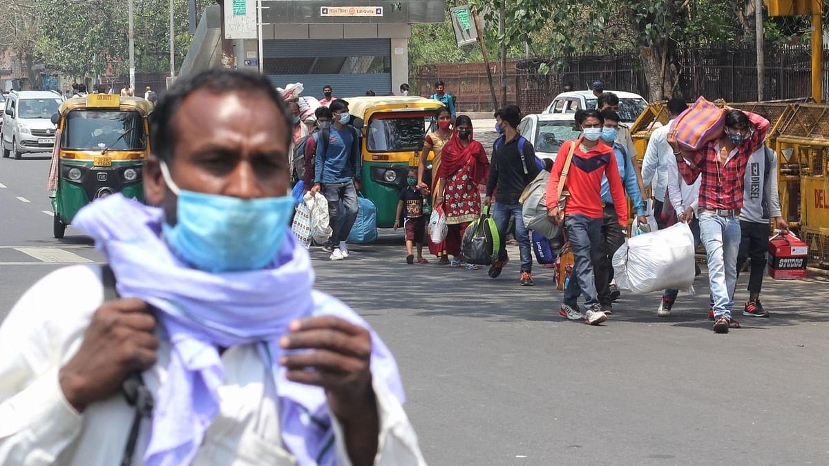 सुप्रीम कोर्ट ने सरकार से कहा, 'सर्वाइवल मुश्किल है, प्रवासी मजदूरों पर ध्यान दें'