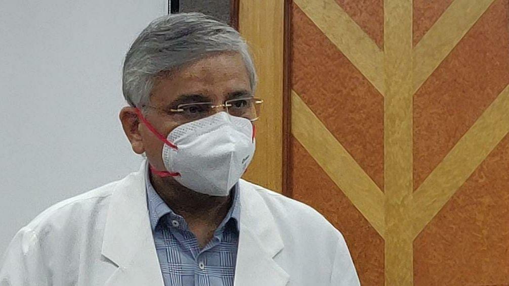 हल्के प्रभाव वाले कोविड रोगियों को स्टेरॉयड नहीं लेना चाहिए: डॉ. गुलेरिया