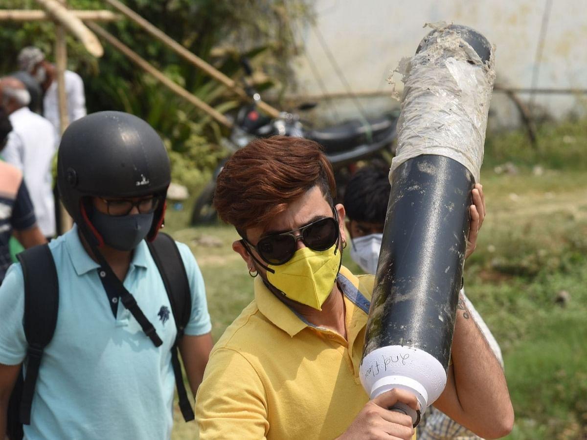 बिहार: ऑक्सीजन सिलेंडर रेगुलेटर की कालाबाजारी के आरोप में 4 गिरफ्तार