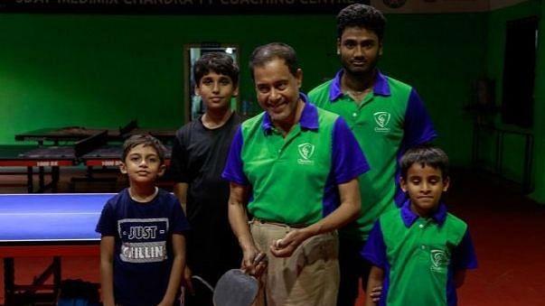 भारत के पूर्व टेबल टेनिस खिलाड़ी चंद्रशेखर का कोरोना से निधन