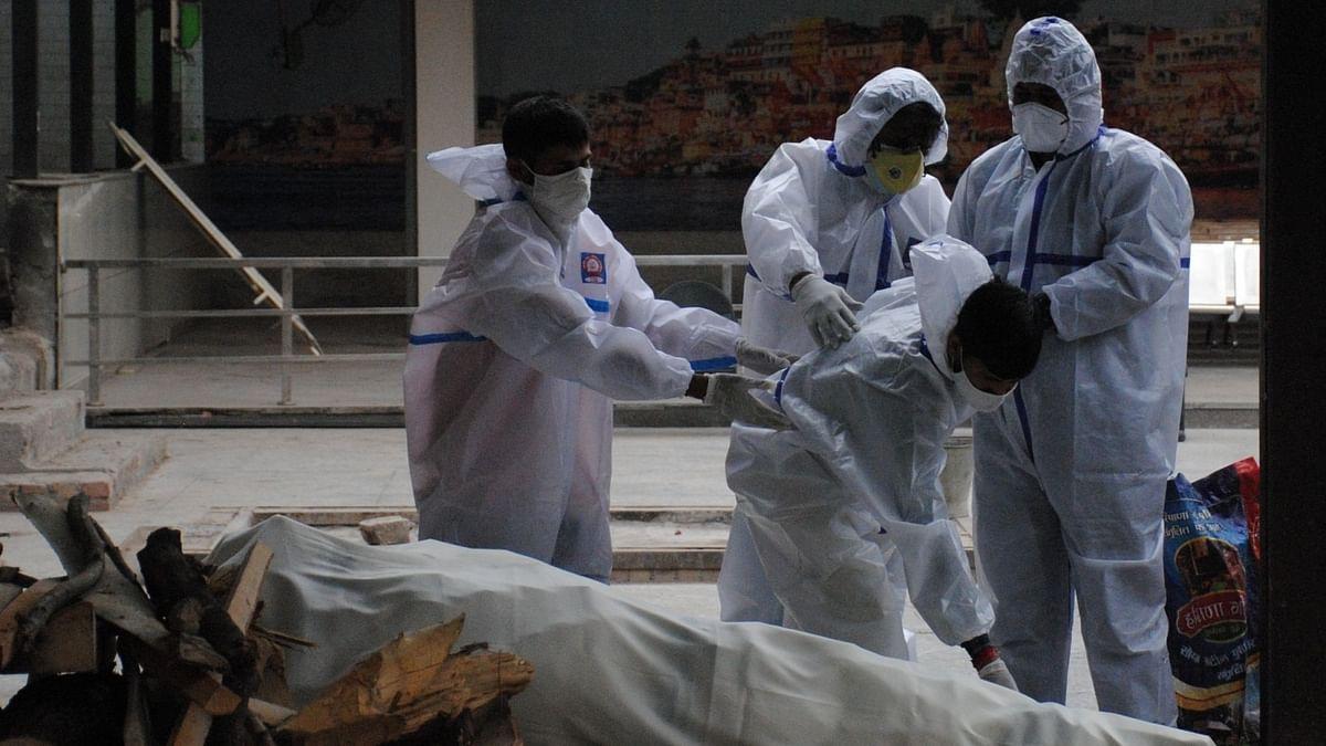 हरियाणा: कोविड-19 से मरे लोगों के अंतिम संस्कार करने वाले कर्मचारी ने दम तोड़ा