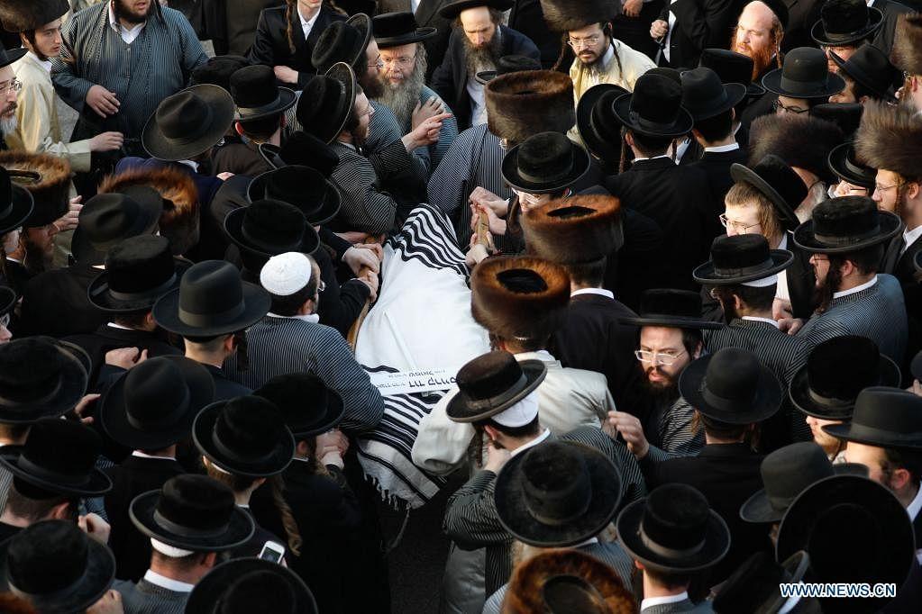 इजरायल में जानलेवा भगदड़ में 45 लोगों सहित 5 बच्चों की मौत