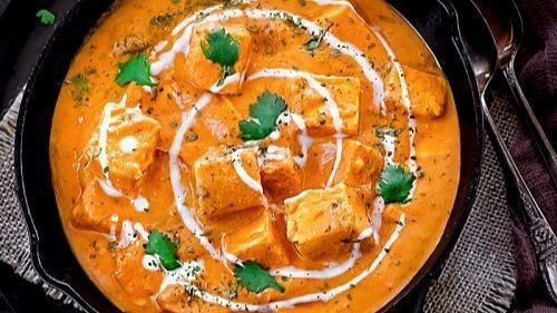 Recipe: Butter Paneer Masala (बटर पनीर मसाला)