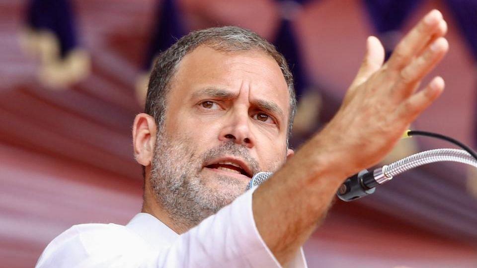 राहुल ने कहा इंफेक्शन को रोकने के लिए पूर्ण लॉकडाउन ही आखिरी विकल्प
