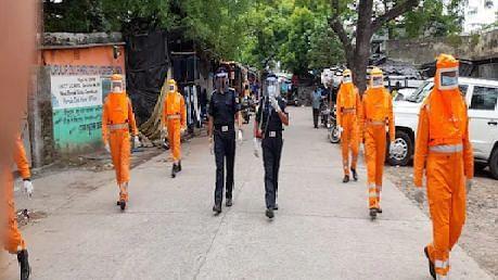 बिहार: चक्रवाती तूफान 'यास' से निपटने के लिए NDRF टीमें राहत, बचाव में जुटीं