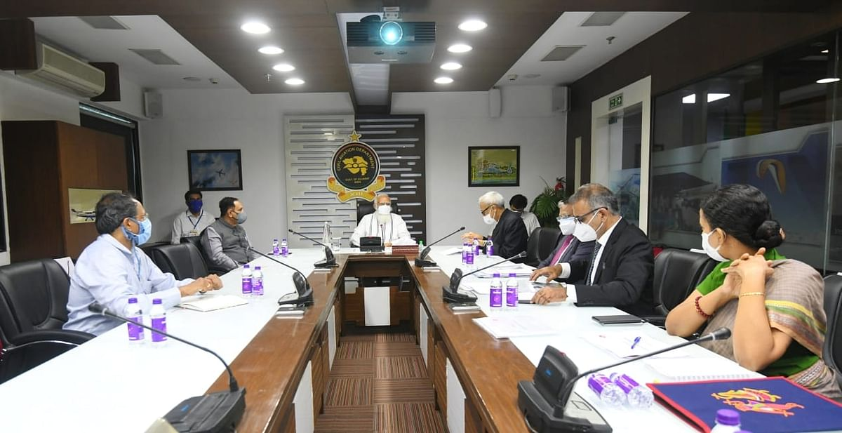 प्रधानमंत्री ने तौकते प्रभावित गुजरात के लिए 1,000 करोड़ के राहत पैकेज की घोषणा की