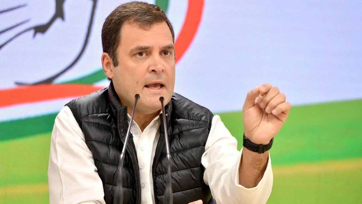 राहुल और उनकी चुनाव प्रबंधन टीम वांछित परिणाम पाने में रही विफल