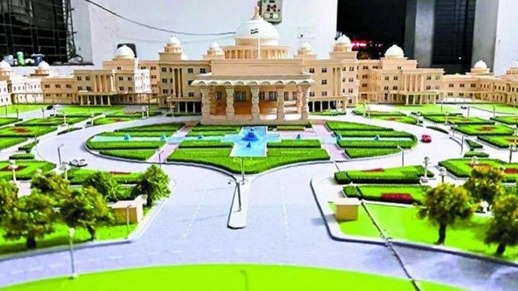 छत्तीसगढ़ ने नए विधानसभा, राज्यपाल और मुख्यमंत्री आवास का निर्माण रोका