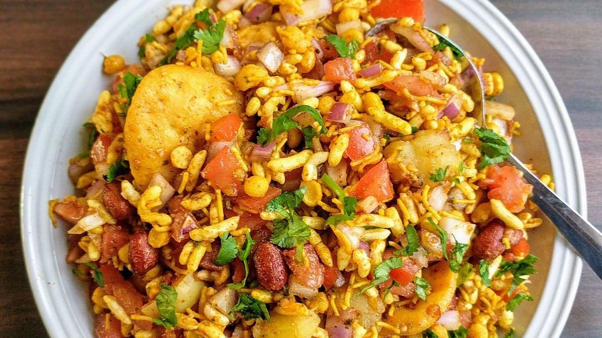 Recipe: Bhel Puri (भेल पूरी)