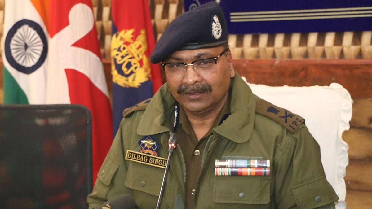 जम्मू-कश्मीर के DGP ने कोविड प्रभावित पुलिस कर्मियों के लिए 44.1 लाख रुपये को मंजूरी दी