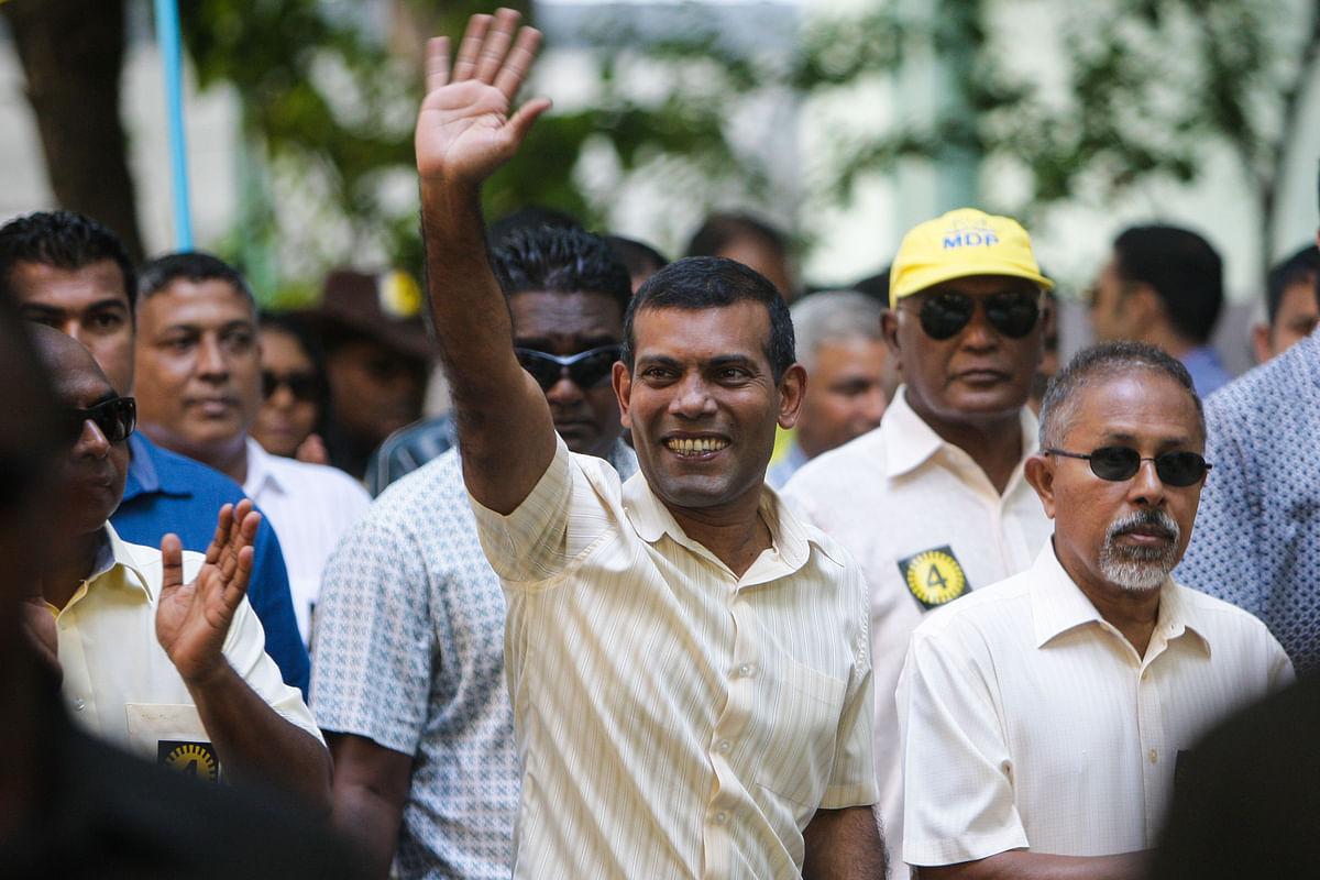 मालदीव के पूर्व राष्ट्रपति पर हमले का संदिग्ध आरोपी गिरफ्तार