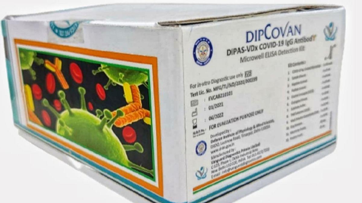 डीआरडीओ ने बनाई कोविड-19 एंटीबॉडी डिटेक्शन किट