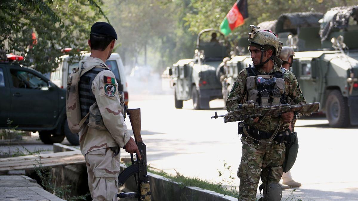 काबुल: मस्जिद में नमाज के दौरान हुए विस्फोट में 4 की मौत