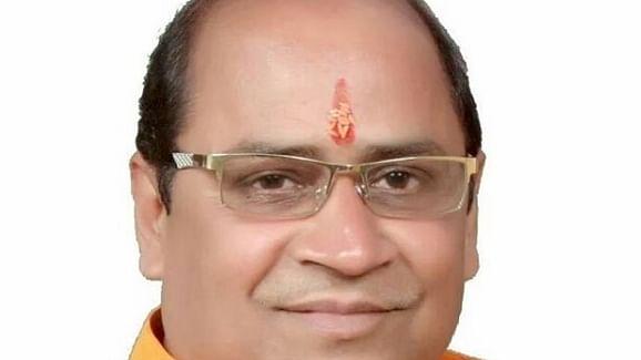 कानपुर में बीजेपी विधायक के घर पर बम फेंका
