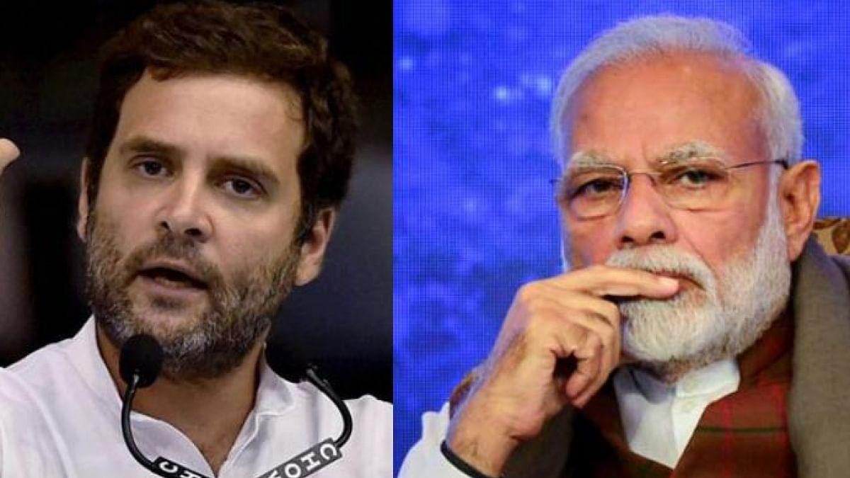पीएम और पीएम केयर वेंटिलेटर में कई समानताएं: राहुल गांधी