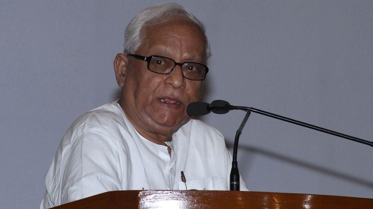 बंगाल के पूर्व सीएम बुद्धदेव भट्टाचार्य कोरोना पॉजिटिव