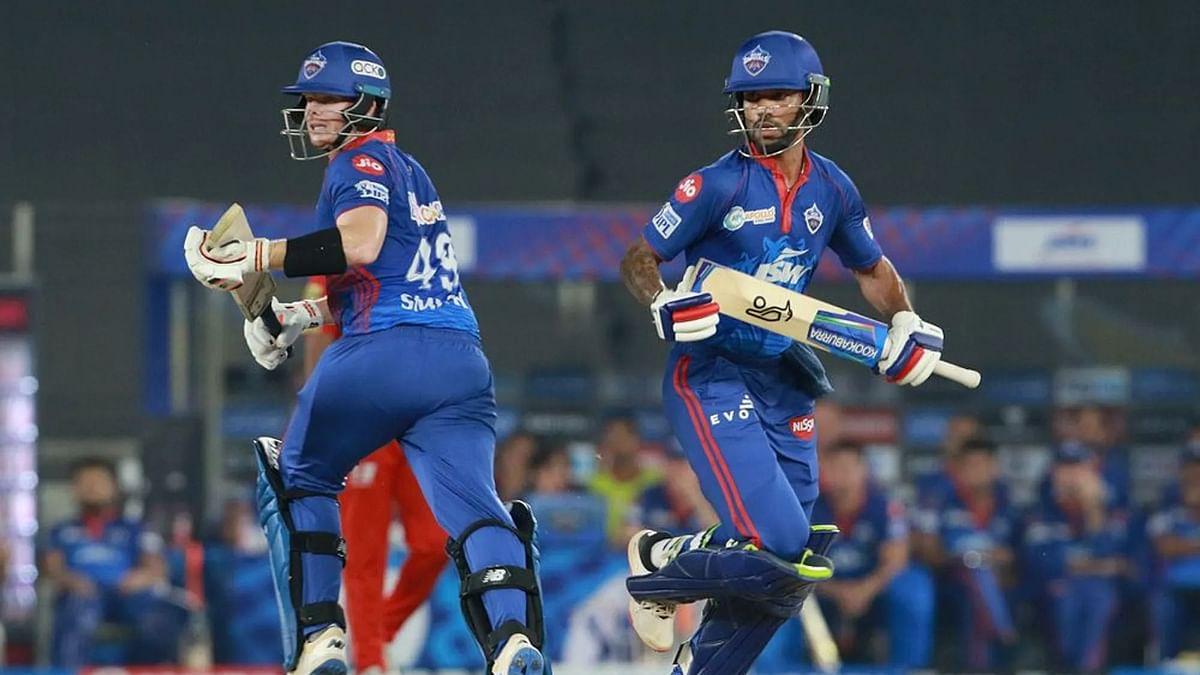 IPL-14: मयंक पर भारी पड़ी शिखर धवन की पारी, दिल्ली कैपिटल्स 7 विकेट से जीता