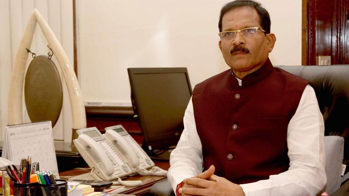 वायुसेना ने गोवा में 323 ऑक्सीजन कंस्ट्रेटर पहुंचाए : श्रीपद नाइक
