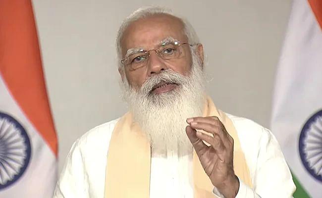PM मोदी ने तौकते के असर व तैयारियों पर महाराष्ट्र, गुजरात, गोवा के सीएमों से की बात