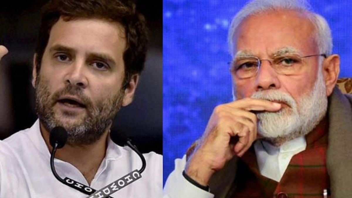 राहुल ने मोदी की आलोचना करते हुए ट्वीट किया, कहा, 'मुझे भी गिरफ्तार करो'