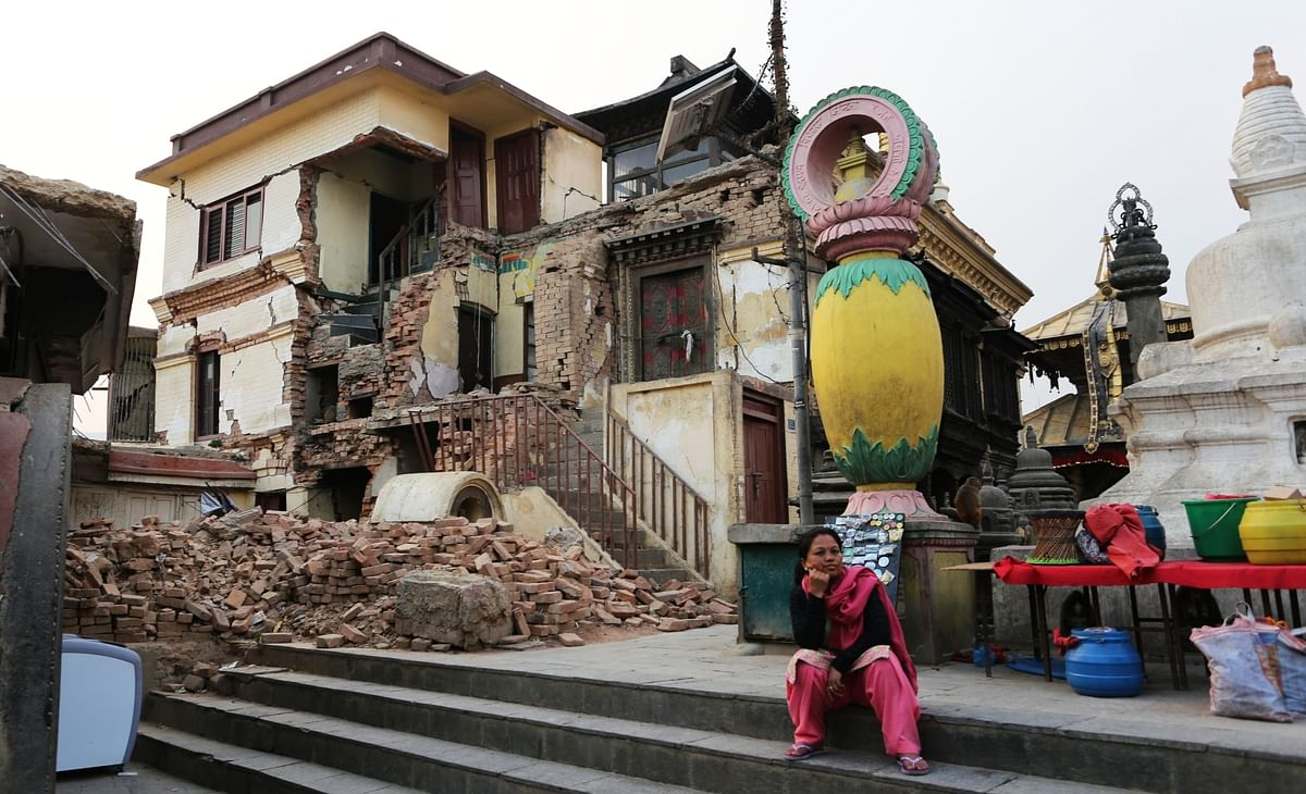 नेपाल में 5.8 तीव्रता का भूकंप, 3 घायल