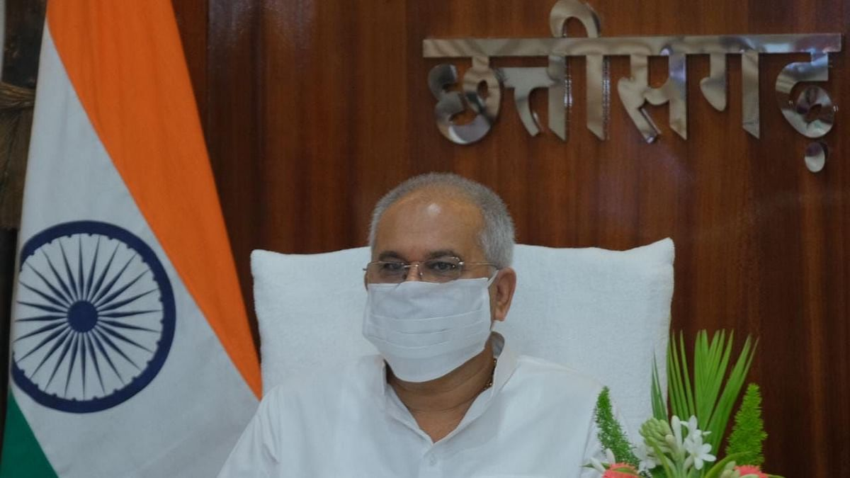 छत्तीसगढ़: युवक को थप्पड़ मारने पर मुख्यमंत्री ने सूरजपुर कलेक्टर को हटाया