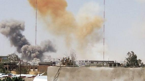 यमन के मारिब में खूनी संघर्ष में 44 की मौत