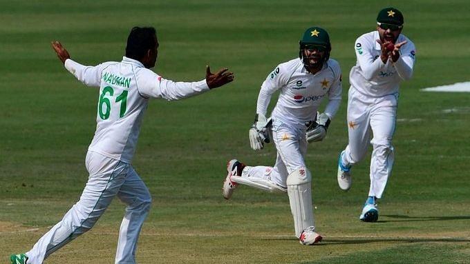 PAK vs ZIM: हरारे टेस्ट में जीता पाकिस्तान, जिम्बाब्वे को पारी और 147 रन से हराया