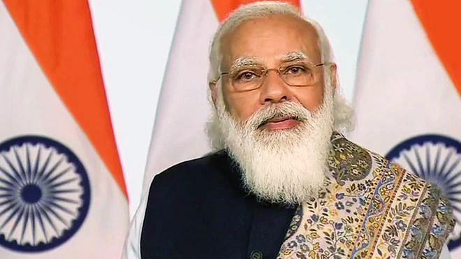 प्रधानमंत्री ने असम के मुख्यमंत्री पद की शपथ लेने पर हिमंत बिस्वा सरमा को बधाई दी