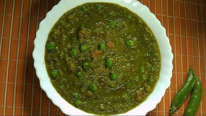 Recipe: Hari Matar Ka Nimona (हरी मटर का निमोना)