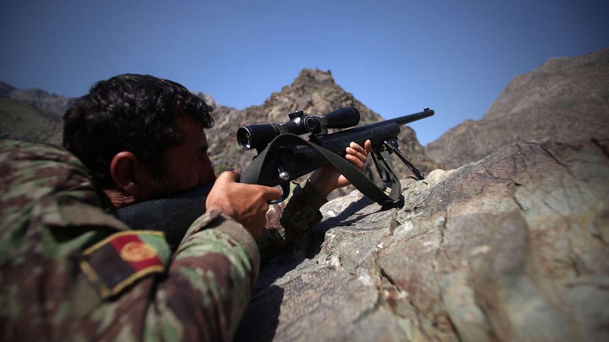 अफगान बलों ने तालिबान के हमलों को नाकाम किया, झड़प में 23 मरे