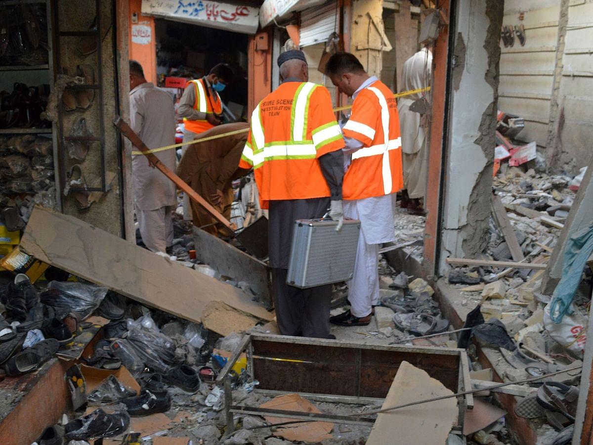 पाकिस्तान में गैस सिलेंडर ब्लास्ट, 8 की मौत